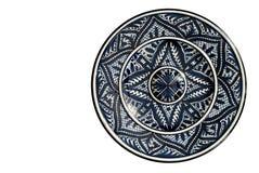 Carregador da cerâmica de Iznik foto de stock