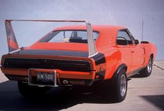 Carregador Daytona Hemi 426 de Dodge Imagem de Stock