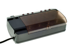 Carregador de bateria Imagens de Stock Royalty Free