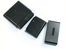 Carregador de bateria do telefone móvel Foto de Stock Royalty Free