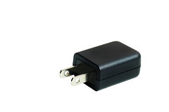 Carregador de USB Imagem de Stock Royalty Free