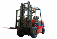 Carregador do Forklift Imagem de Stock
