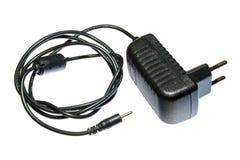Carregador do telefone celular fotografia de stock