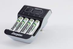 Carregador inteligente do amplificador Fotografia de Stock
