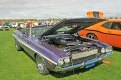 Carregador R/T de Dodge Imagens de Stock Royalty Free