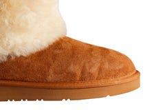 Carregadores da pele de carneiro das mulheres Imagem de Stock Royalty Free