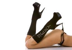 Carregadores 'sexy' Imagens de Stock