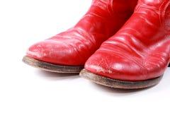 Carregadores vermelhos Fotografia de Stock Royalty Free