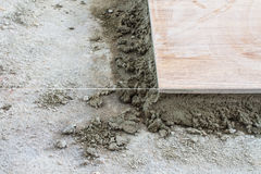 Carrelage de plancher images libres de droits