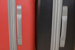 Carrelli dei bagagli Immagini Stock