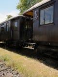 Carrelli ferroviari Fotografie Stock
