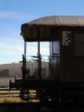 Carrelli ferroviari Fotografia Stock Libera da Diritti