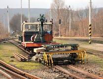 Carrello della ferrovia Immagini Stock Libere da Diritti