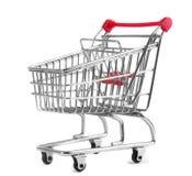 Carrello di acquisto Immagini Stock Libere da Diritti