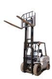 Carrello elevatore grigio Cruck Fotografie Stock Libere da Diritti