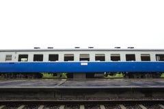 Carrello ferroviario del treno Immagini Stock