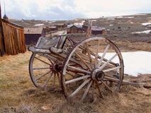 Carrello rurale.   fotografia stock