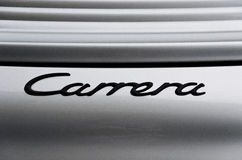 Carrera Stock Photo