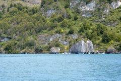 Carrera för marmor i allmänhet sjö Arkivbild