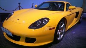 Carrera GT de Porsche Fotografia de Stock