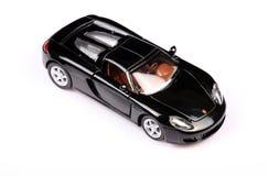Carrera GT della Porsche Fotografie Stock Libere da Diritti