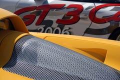 carrera gt Porsche fotografia stock