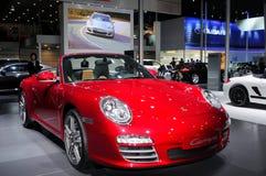 Carrerasportwagen van Porsche Royalty-vrije Stock Afbeelding