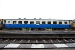 Carretón del tren Fotografía de archivo