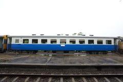 Carretón del tren Foto de archivo