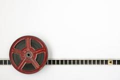Carrete con la película Imágenes de archivo libres de regalías