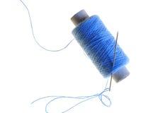 Carrete de cuerdas de rosca Foto de archivo libre de regalías