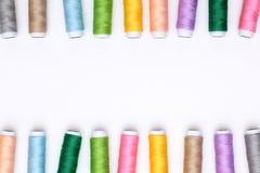 Carrete de cuerdas de rosca Fotografía de archivo libre de regalías