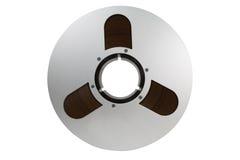 Carrete de la cinta de audio Foto de archivo libre de regalías