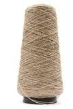 Carrete de la cuerda de rosca Imagen de archivo libre de regalías