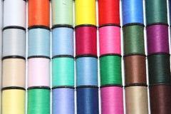Carrete de la cuerda de rosca Foto de archivo libre de regalías