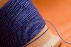 Carrete de la cuerda de rosca Imagenes de archivo