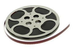Carrete de la película Fotografía de archivo