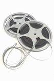 Carrete de la película de cine Imagenes de archivo
