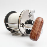 Carrete de la pesca imágenes de archivo libres de regalías