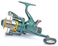 Carrete de la pesca   Fotografía de archivo libre de regalías