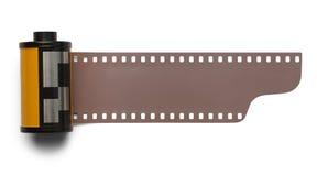 Carrete de película Imagenes de archivo