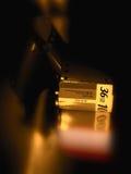 Carrete de película de la cámara Imagenes de archivo