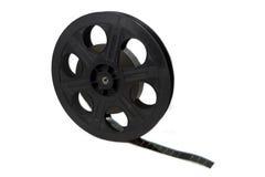 Carrete de película de película Imagen de archivo libre de regalías