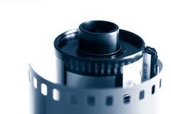 Carrete de película Imagen de archivo libre de regalías