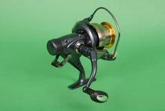 Carrete para las cañas de pescar Imagen de archivo libre de regalías