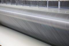 Carretel da linha do algodão Imagem de Stock Royalty Free