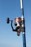 Carretel da pesca Foto de Stock Royalty Free