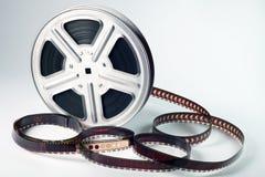 Carretel de filme foto de stock