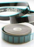 carretel de filme de 35mm Fotografia de Stock