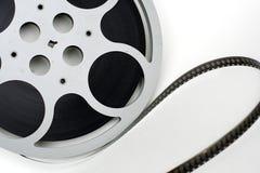 Carretel de película Fotografia de Stock